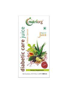 Nutriorg Diabetic Care Juice 1000ml