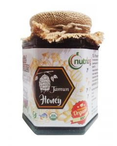 Nutriorg Honey with jamun Flavor-500gm