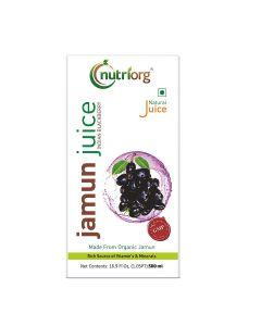 Nutriorg Jamun Juice-500ml