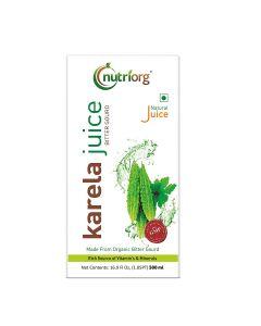 Nutriorg Karela Juice-500ml