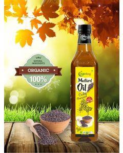 Nutriorg Certified Organic Mustard Oil-1ltr