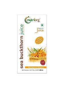 Nutriorg Saebucktorn Juice-500ml