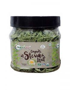 Nutriorg Organic Stevia Leaf-25gms