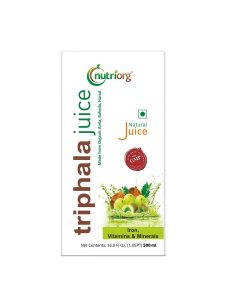 Nutriorg Triphala Juice-500ml