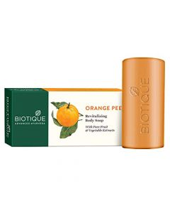 Biotique Orange Peel Body Cleanser (Orange Body Cleanser-150gm