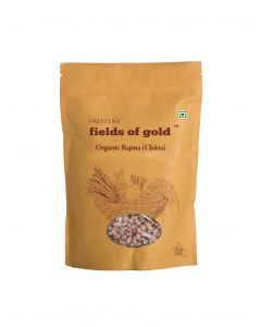 Pristine Fields of Gold Organic Rajma (Chitra)-500gm