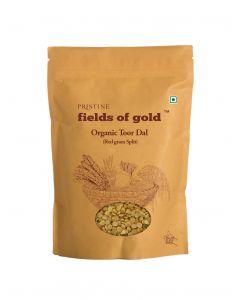 Pristine Fields of Gold Organic Toor Dal (Red gram split)-1kg