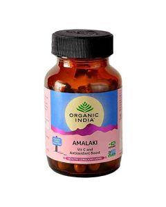 Organic India Amalaki-60 Capsules