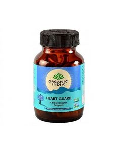Organic India Heart Gaurd - 60 Capsules Bottle