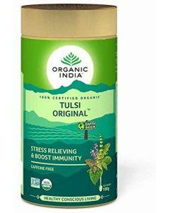 Organic India Tulsi Original-100gm Tin