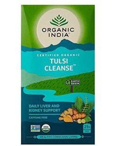 Organic IndiaTulsi Cleanse-25 Tea Bags