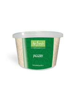 Refresh Organic Jaggery Powder-500gm