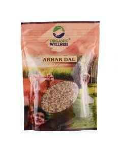 Organic Wellness Arhar Dal-500gm