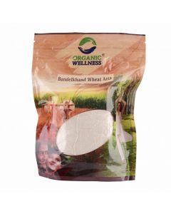 Organic Wellness Bundelkhand Wheat Atta-500gm