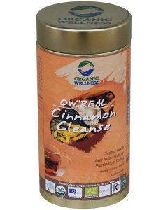 Organic Wellness Real Cinnamon Cleanse-100gm Tin