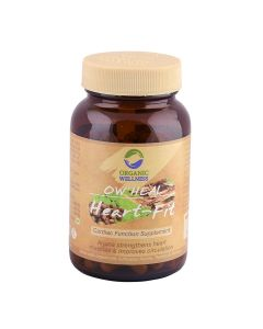 Organic Wellness Heal Heart-Fit-90 Capsules