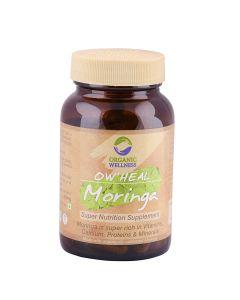 Organic Wellness Heal Moringa-90 Capsules
