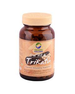 Organic Wellness Heal Trikatu-90 Capsules