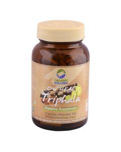 Organic Wellness Heal Triphala-90 Capsules