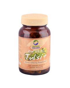 Organic Wellness Heal Tulsi-90 Capsules