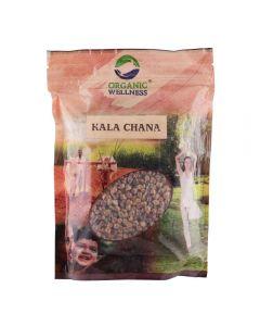 Organic Wellness Kala Chana-500gm