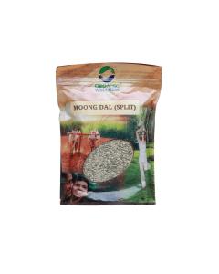 Organic Wellness Moong Dal Split-500gm