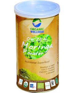 Organic Wellness Zeal Moringa Powder-100gm Can