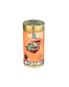 Organic Wellness Real Cinnamon Digest-100gm Tin