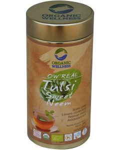 Organic Wellness Real Sweet Neem-100gm Tin