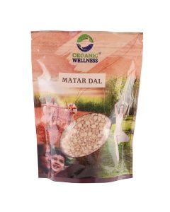 Organic Wellness White Matar Split-500gm