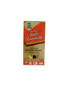 Organic Wellness Zeal Chilli Chocolate