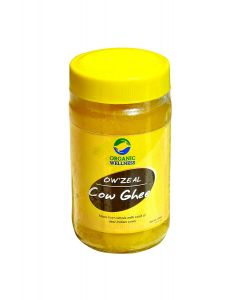 Organic Wellness Zeal Cow Ghee-400ml