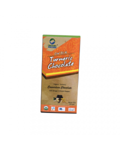 Organic Wellness Zeal Turmeric Chocolate
