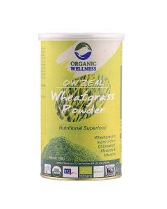 Organic Wellness Zeal Wheat Grass Powder-100gm