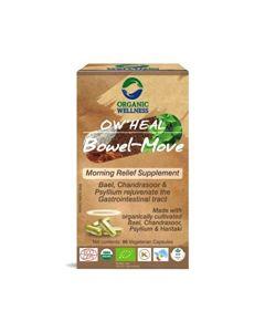 Organic Wellness Heal Bowel-Move-90 capsules