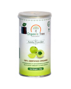 Organic tree Amla Powder-100gm