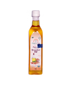 Organic tree groundnut oil-500ml
