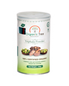 Organic tree triphala powder-100gm