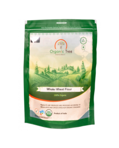 Organic Tree whole wheat flour-5kg