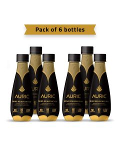 Auric Ayurvedic Mind Rejuvenation Beverage 250ml-pack of 6pcs