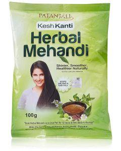 Patanjali Herbal Mehandi-100gm
