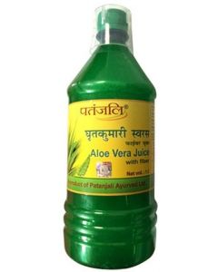 Patanjali Aloevera Juice-1ltr With Fibre
