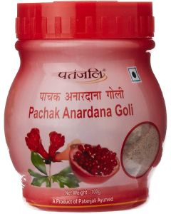Patanjali Pachak Anardana Goli-100gm Pack of 5pc
