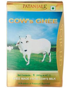 Patanjali Cow's Ghee-1ltr