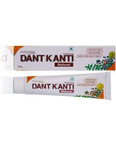 Patanjali Dant Kanti Natural-100gm pack of 4pc