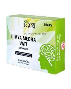 Patanjali Divya Medha Vati Extra Power-120 Tablet