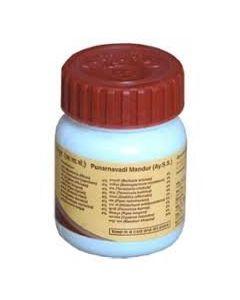 Patanjali Divya Punarnavadi Mandoor-60 tablets