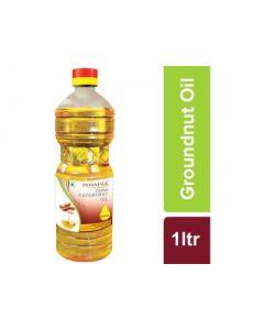 Patanjali Ground Nut Oil-1Ltr