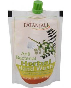 Patanjali Herbal Handwash (Anti Bacterial)-200ml