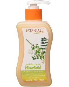 Patanjali Herbal Handwash (Anti Bacterial)-250ml